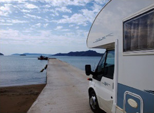 Rent a Camper. Motorhome Camper Vans and Recreation Vehicle (RV).