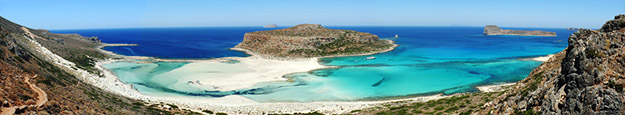 Destination Crete - Motorhome Camper Vans and Recreation Vehicle (RV) Destinations
