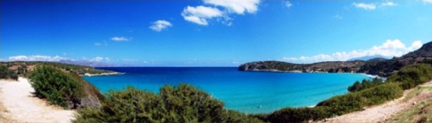 Destination Halkidiki - Motorhome Camper Vans and Recreation Vehicle (RV) Destinations