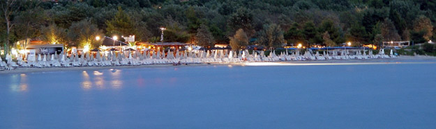 Destination Halkidiki - Motorhome Camper Vans and Recreation Vehicle (RV) Destinations