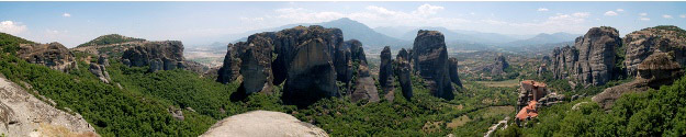 Destination Meteora - Motorhome Camper Vans and Recreation Vehicle (RV) Destinations