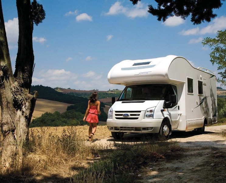 Rent a Motorhome Camper Van and Recreation Vehicle (RV). Tour Greece in style.