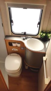 Rent a ADRIA CORAL Motorhome Camper Van and Recreation Vehicle (RV)