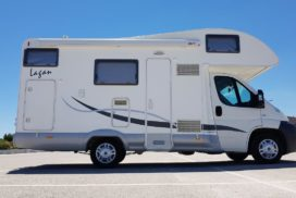 McLouis Lagan Motorhome Camper Van and Recreation Vehicle (RV)