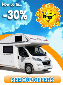 Motorhomes offers and deals