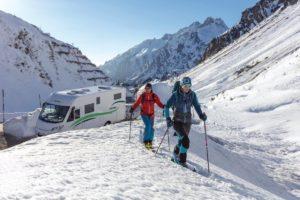 Camper Rental In Greece