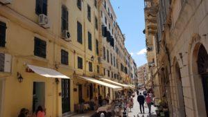 Motorhomes in Corfu