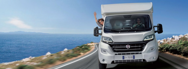 Motorhome Camper Van and Recreation Vehicle (RV) Rental In Greece