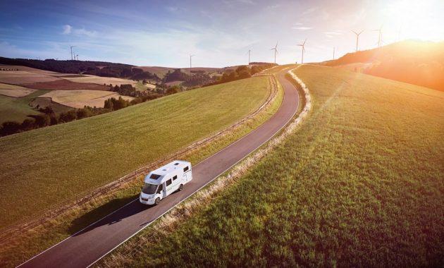 Motorhome Camper Van and Recreation Vehicle (RV) Rental In Greece